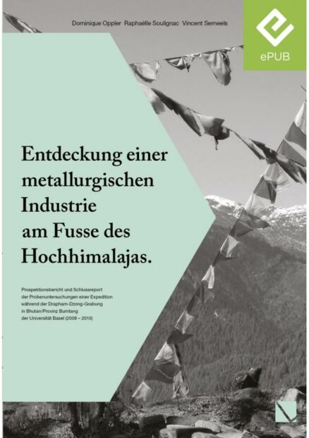 Discovery of a metallurgical industry at  the foot of the Himalayas