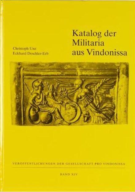 Katalog der Militaria aus Vindonissa - Militärische Funde, Pferdegeschirr und Jochteile bis 1976