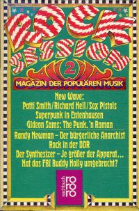 Rock Session 2. Magazin der populären Musik.