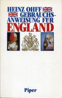 Gebrauchsanweisung für England.
