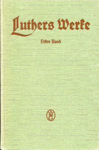 Werke in Auswahl. Unter Mitwirkung von Albert Leitzmann hrsg. von Otto Clemen (Bd. 1-4); Erich Vogelsang (Bd. 5); Hans Rückert (Bd. 6); Emanuel Hirsch (Bd. 7); Otto Clemen (Bd. 8).