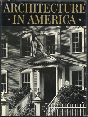 A pictorial history of architecture in America.