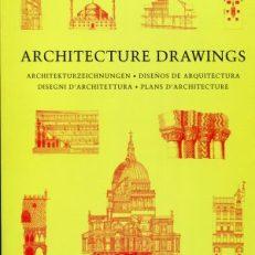 Architekturzeichnungen.