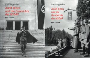 Adolf Hitler und die Geschichte der NSDAP.