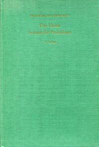Das  kleine botanische Praktikum für Anfänger. Anleitung zum Selbststudium der mikroskopischen Botanik und Einführung in die mikroskopische Technik.
