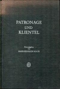 Patronage und Klientel. Ergebnisse einer polnisch-deutschen Konferenz.