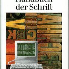Bruckmann's Handbuch der Schrift.