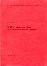 Die  Herde im römischen Recht. Grex als rechtliche Sachgesamtheit und Wirtschaftseinheit.