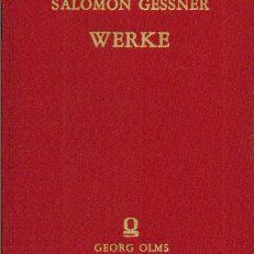 Werke. Auswahl hrsg. von Adolf Frey.