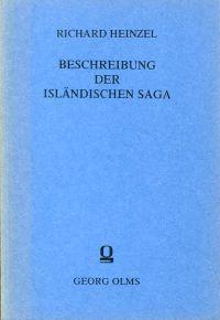 Beschreibung der isländischen Saga.