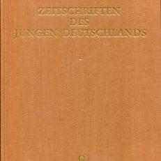 Zeitschriften des Jungen Deutschland.