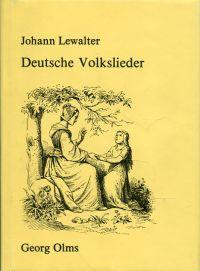 Deutsche Volkslieder. 5 Hefte in 1 Band.