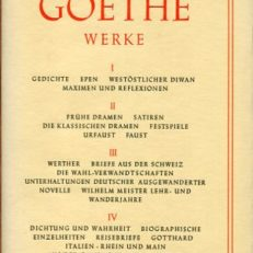 Werke. Hrsg. von Paul Stapf.