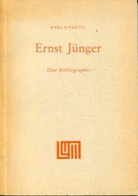 Ernst Jünger. Eine Bibliographie.