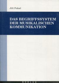 Das Begriffssystem der musikalischen Kommunikation.