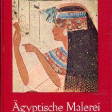 Ägyptische Malerei.