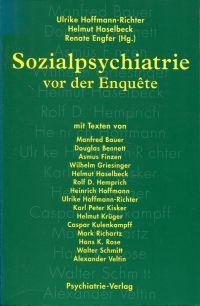Sozialpsychiatrie vor der Enquete.