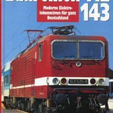 Baureihen 112/143. Moderne Elektrolokomotiven für ganz Deutschland.