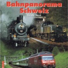Bahnpanorama Schweiz. Swiss rail review.