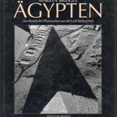 Ägypten. Das Reich der Pharaonen aus der Luft betrachtet.