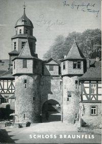 Schloss Braunfels.