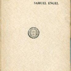 Samuel Engel. Ein Berner Bibliophile des 18. Jahrhunderts.