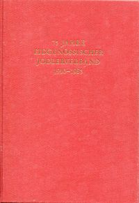 75 Jahre Eidgenössischer Jodlerverband. 1910-1985.