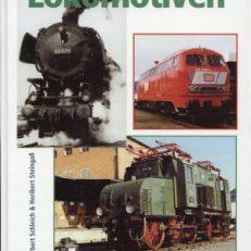 Berühmte deutsche Lokomotiven.