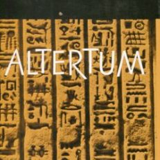 Altertum : Alter Orient, Hellas, Rom.