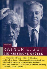 Rainer E. Gut. Die kritische Grösse.