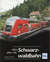 Alles über die Schwarzwaldbahn.