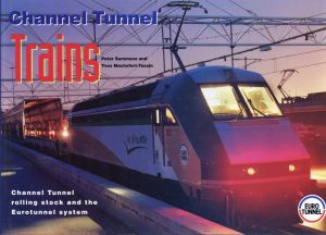 Channel tunnel rolling stock and the Eurotunnel system.