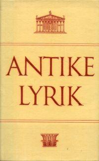 Antike Lyrik.