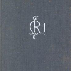 50 Jahre Ruppigonia-Dornachia. 1895-1945.