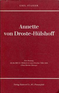 Annette von Droste-Hülshoff.