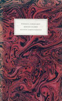 Berner Exlibris aus fünf Jahrhunderten