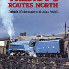 Treacy's routes north.