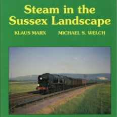 Steam in the Sussex landscape.