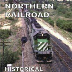 Burlington Northern Railroad. Historical Review 1970-1995.