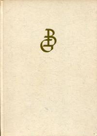 Werden und Wirken der Büchergilde Gutenberg.