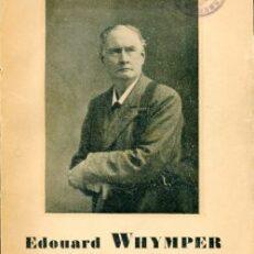 Edouard Whymper, le vainqueur du Cervin.