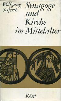 Synagoge und Kirche im Mittelalter.