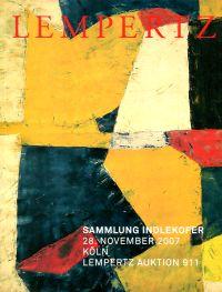 Sammlung Indlekofer. 28. November 2007, Köln.