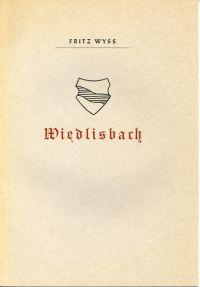 Wiedlisbach. Geographische Streiflichter auf ein Bernisches Zwergstädtchen.