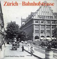 Zürich, Bahnhofstrasse.