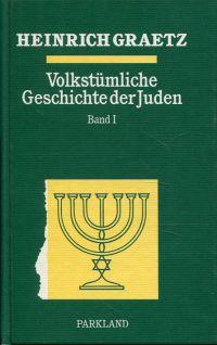 Volkstümliche Geschichte der Juden.