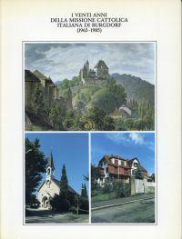 Vent'anni 1965-1985. I venti anni della Missione Cattolica Italiana di Burgdorf.