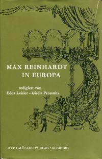 Max Reinhardt in Europa.