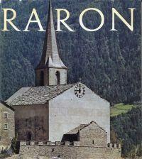 Raron. Burg und Kirche.