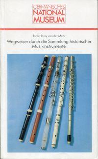 Wegweiser durch die Sammlung historischer Musikinstrumente.